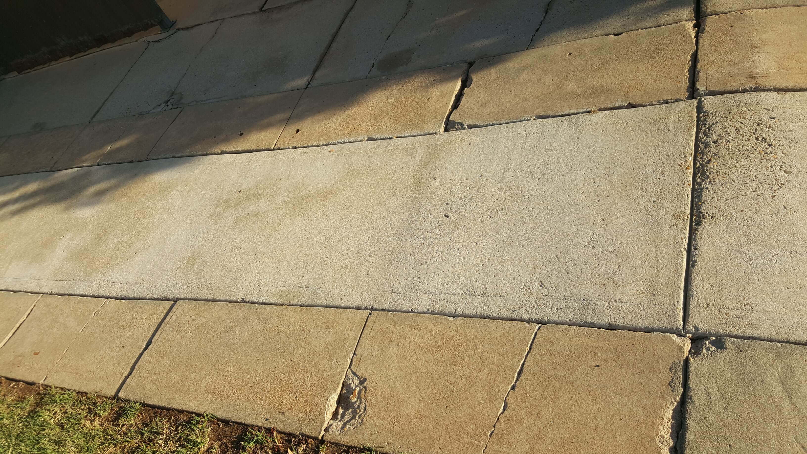 Concrete | ZB Pressure Cleaning