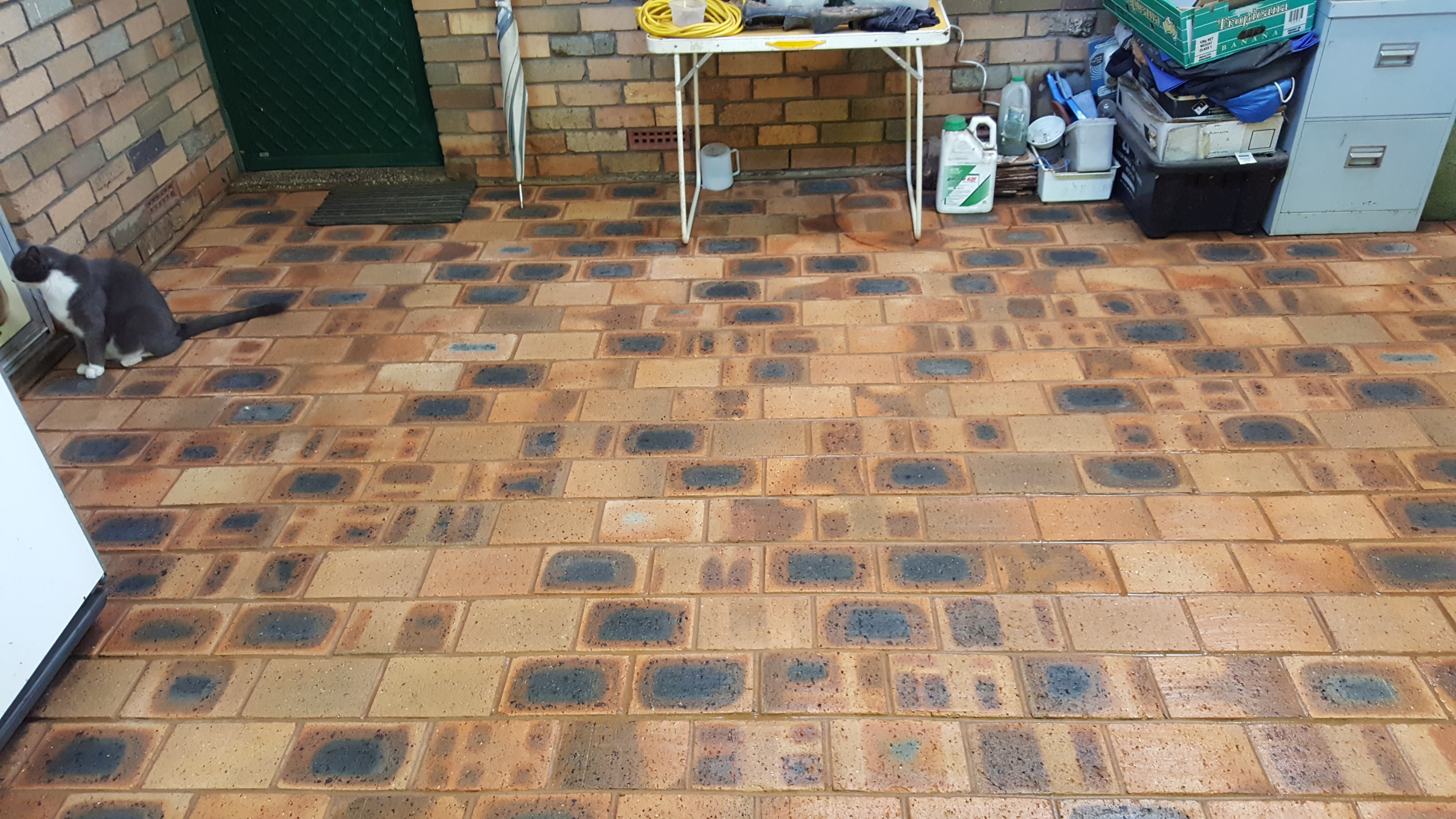 ZB Pressure Cleaning Wagga Wagga | Services | Paved Areas After